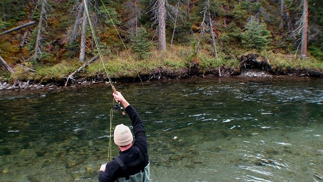 Get Started Fly Fishing, Part 2: Fly Presentation