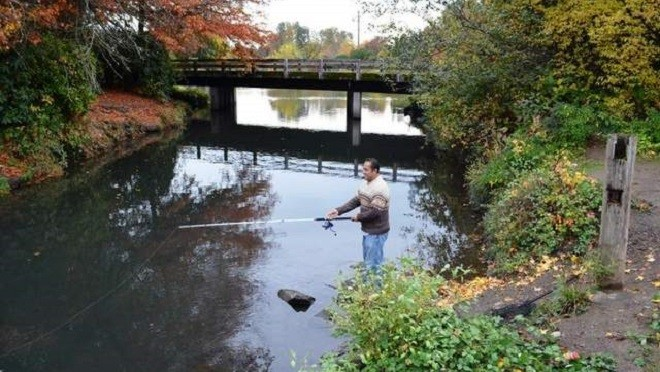 Fall Fishing Vacation in Lane County