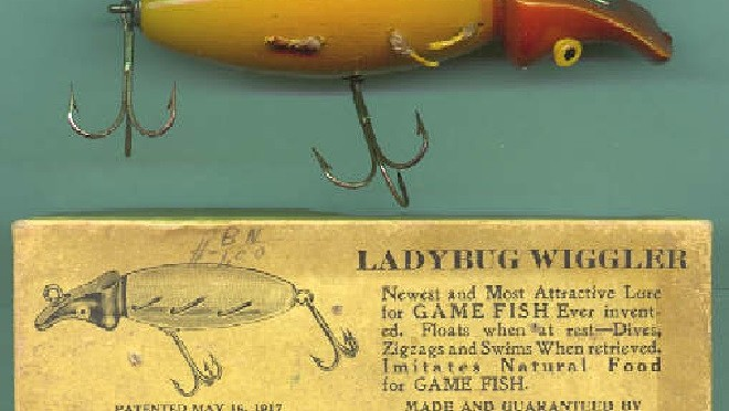Antique Lures:  Hidden Fortune in Grandpa's Tackle Box?