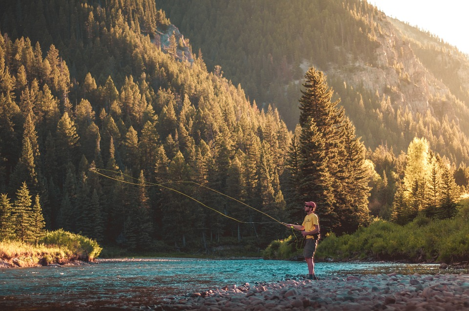 Neurobiologists Say Fly-Fishing is Good for You