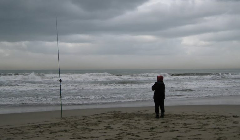 Fishing in Bad Weather